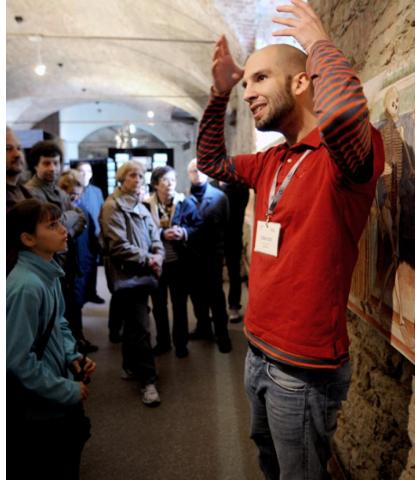 Guided Tour of the Permanent Exhibition of Slovenian History