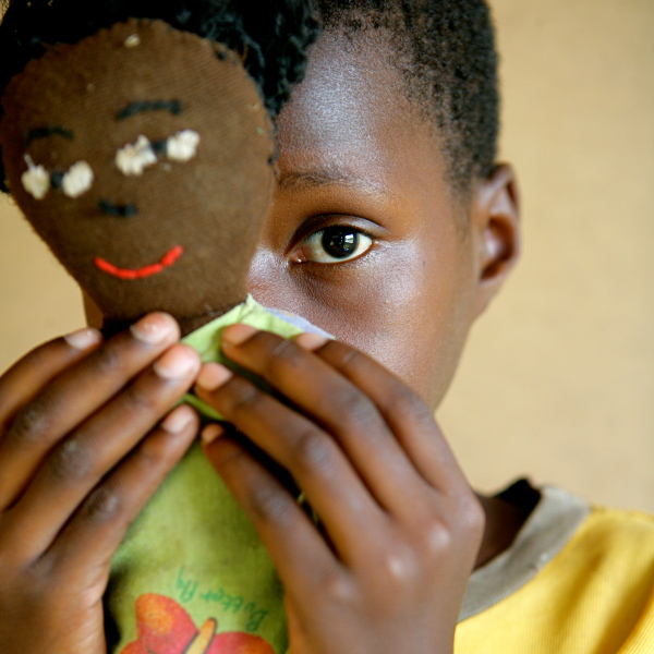 Unicef Rag Dolls. Photo: Unicef