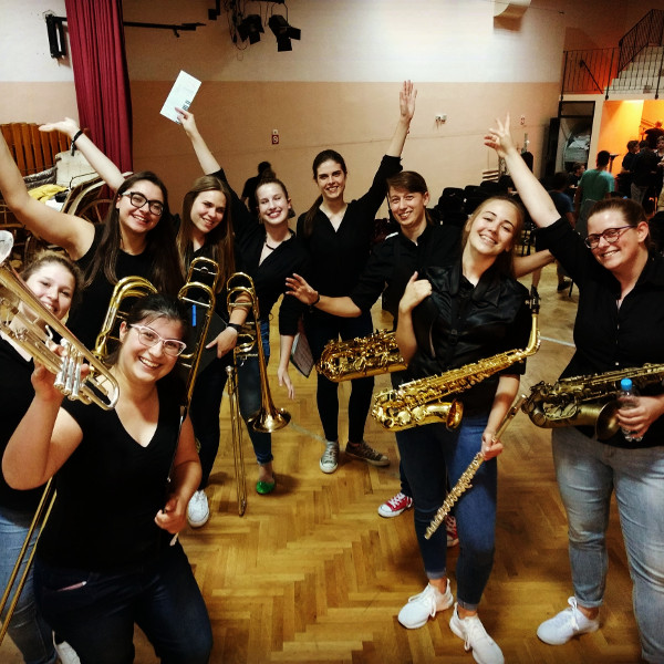Big Band - Bend IT! Photo: Tomaž Breskvar