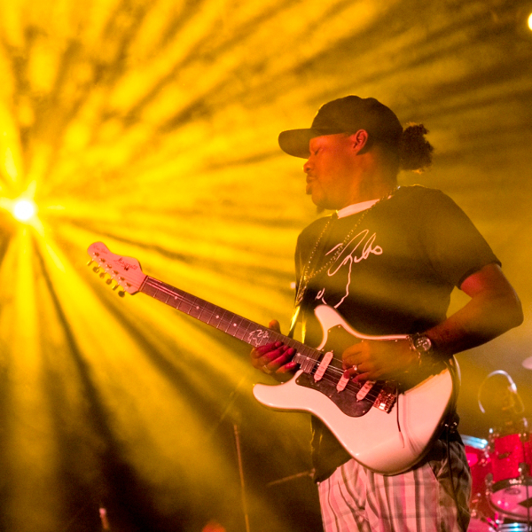 Eric Gales. Photo: archive of the artist