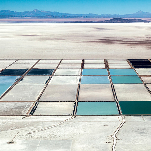 Lithium: The Driving Force of the 21st Century. Photo: Matjaž Krivic