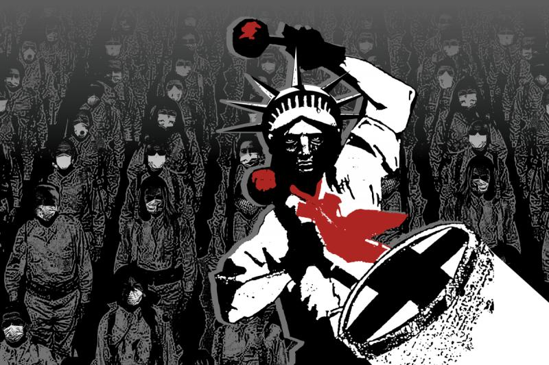 Laibach: Liberty Leads the People