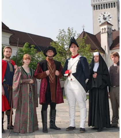 Guided Tours of the Ljubljana Castle